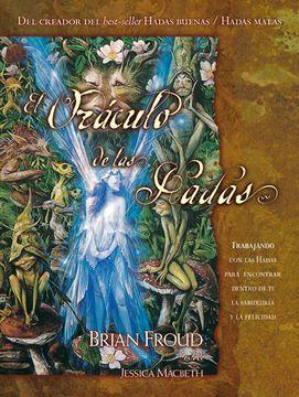 portada El Oráculo de las Hadas: Descubre la Revelación, la Sabiduría y el Encanto de las Hadas