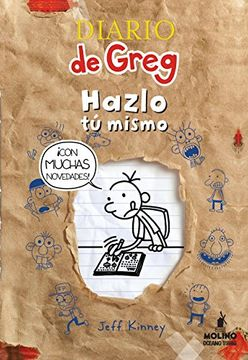 portada Diario de Greg: Hazlo tú Mismo