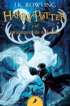 portada Harry Potter y el Prisionero de Azkaban (Harry Potter 3)