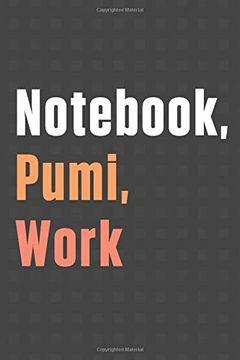 portada Not, Pumi, Work: For Pumi dog Fans (libro en Inglés)