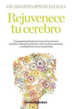 portada Rejuvenece tu Cerebro