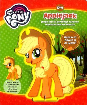 portada Soy Applejack - my Little Pony