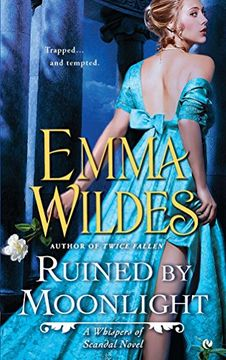 portada Ruined by Moonlight: A Whispers of Scandal Novel (libro en Inglés)
