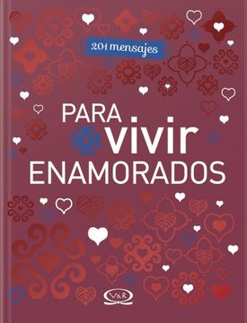 portada 201 Mensajes Para Vivir Enamorados