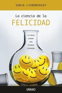 portada Ciencia de la Felicidad, la