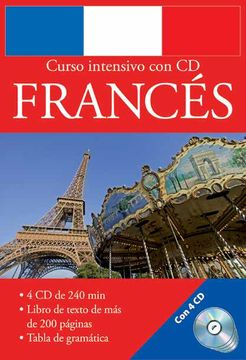 portada Frances. (Curso Intensivo). (+Cds)
