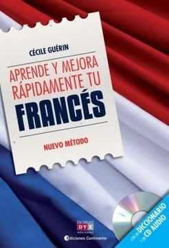 portada Aprende Y Mejora Rapidamente Tu Frances (+CD)