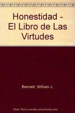 portada Honestidad - el Libro de las Virtudes