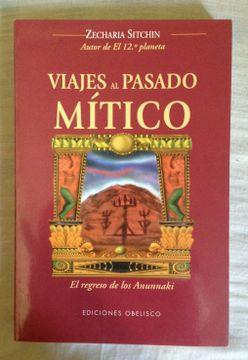 portada VIAJES AL PASADO MITICO
