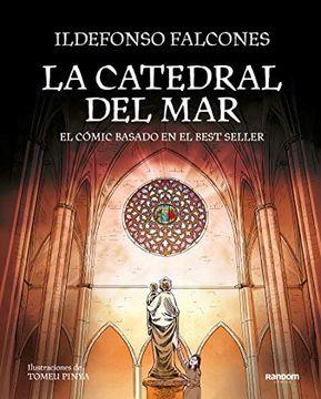 portada La Catedral del Mar: El Cómic Basado en el Best Seller