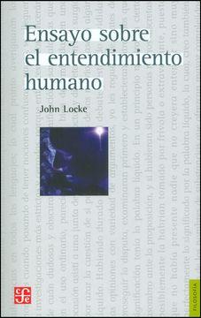 portada Ensayo Sobre el Entendimiento Humano