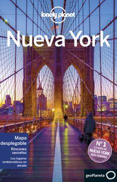 portada Nueva York 9 (Guías de Ciudad Lonely Planet)