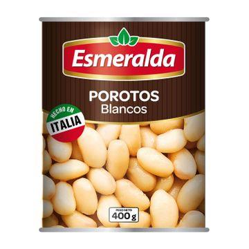 portada POROTOS BLANCOS (400g) Marca Esmeralda