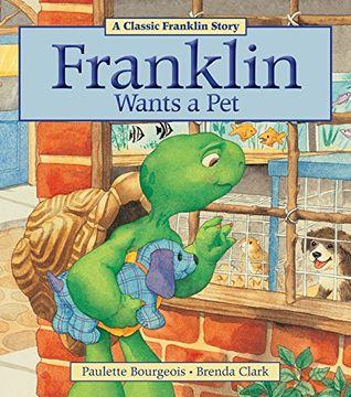 portada Franklin Wants a Pet