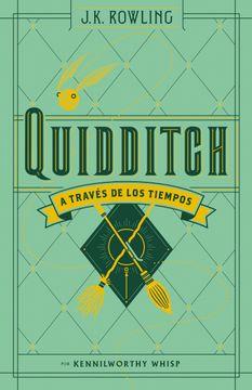 portada Quidditch a Traves de los Tiempos