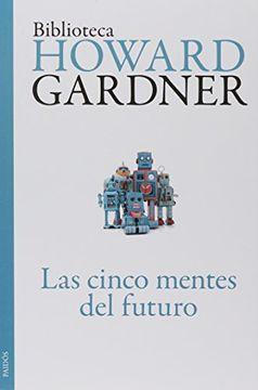 portada Las Cinco Mentes del Futuro