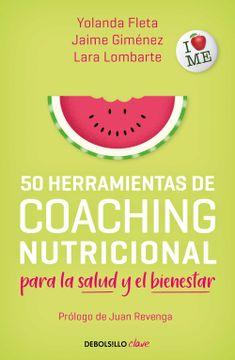 portada 50 Herramientas de Coaching Para la Salud y el Bienestar
