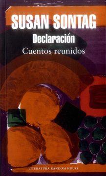 portada DECLARACIÓN CUENTOS REUNIDOS
