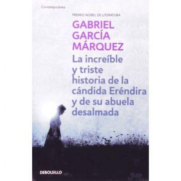 portada La Increible Y Triste Historia De La Candida Erendira Y De Su (B)