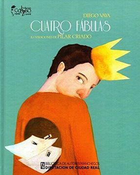 portada Cuatro Fábulas. Calypso 38