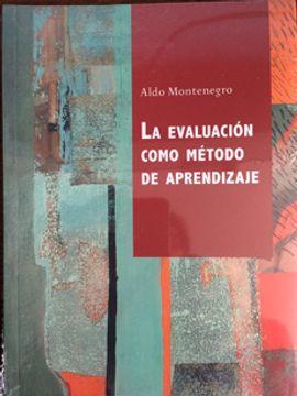 portada La Evaluacion Como Metodo de Aprendizaje
