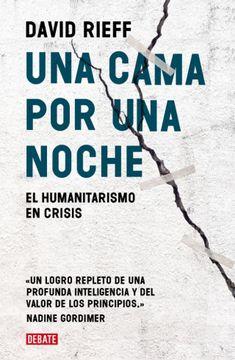 portada Una Cama por una Noche el Humanitarismo en Crisis