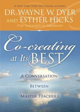 portada Co-Creating at its Best: A Conversation Between Master Teachers (libro en Inglés)