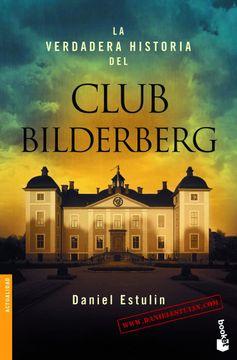 portada La Verdadera Historia del Club Bilderberg
