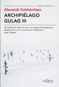 portada Archipielago Gulag iii