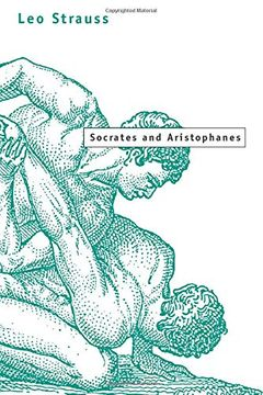 portada Socrates and Aristophanes (libro en Inglés)