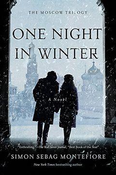 portada One Night in Winter: A Novel (The Moscow Trilogy) (libro en inglés)