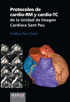 portada Protocolos de Cardio-Rm y Cardio-Tc de la Unidad de Imagen Cardíaca Sant pau