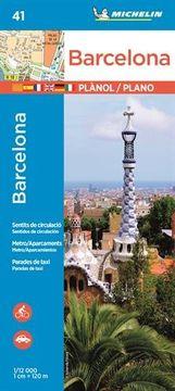 portada Barcelona - Michelin City Plan 41: City Plans (Michelin City Plans)