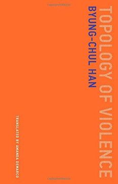 portada Topology of Violence (Untimely Meditations) (libro en Inglés)