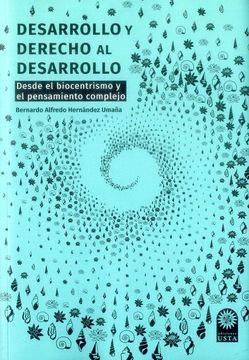 portada DESARROLLO Y DERECHO AL DESARROLLO