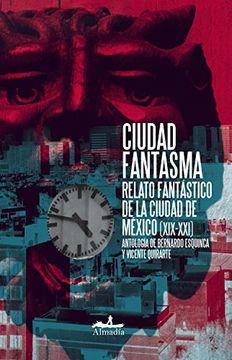portada Ciudad Fantasma
