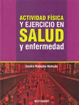 portada Actividad Fisica y Ejercicio en Salud y Enfermedad