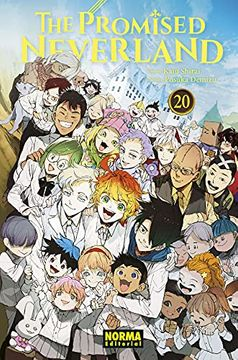 portada The Promised Neverland 20: Cofre 1ª Edición