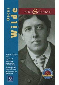 portada Oscar Wilde Obras Selectas