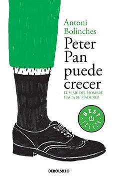portada Peter pan Puede Crecer = Peter pan can Grow (Debolsillo Clave)