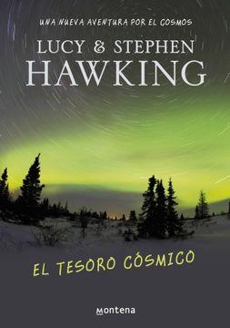 portada el tesoro cosmico/ george´s cosmic treasure hunt
