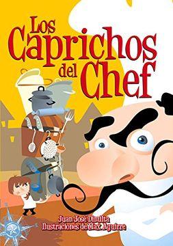 portada Los Caprichos del Chef