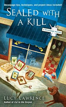 portada Sealed With a Kill (libro en Inglés)