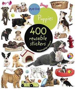 portada Eyelike Stickers: Puppies