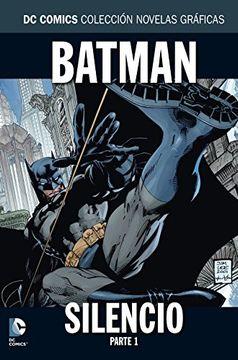 portada Batman Silencio Parte 1