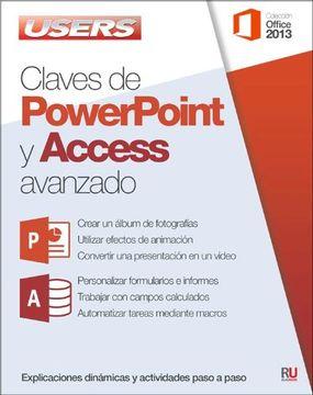 portada Claves De Power Point Y Access Avanza