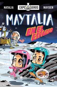 portada Maytalia en el Espacio
