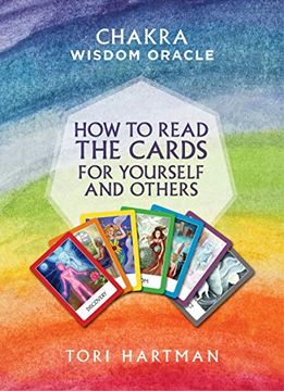 portada How to Read the Cards for Yourself and Others (Chakra Wisdom Oracle) (libro en Inglés)