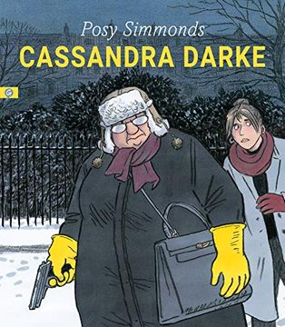portada CASSANDRA DARKE