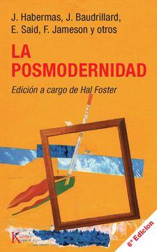 portada La Posmodernidad: Edicion a Cargo de hal Foster